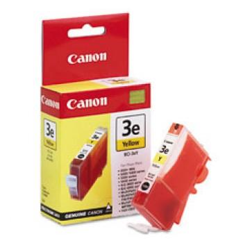 Mực in phun màu Canon 3E Yellow (BCI-3E) màu Vàng