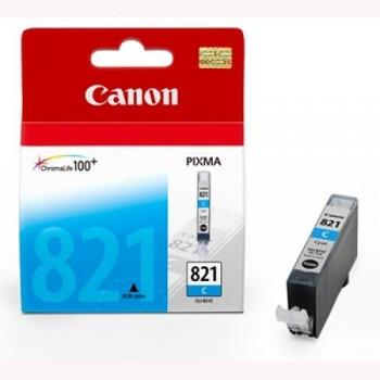 Mực in phun màu Canon CLI 821 C màu Xanh