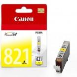 Mực in phun màu Canon CLI 821 Y màu Vàng