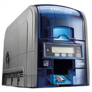 Máy in thẻ SD260 (in thẻ  nhưa màu một mặt)