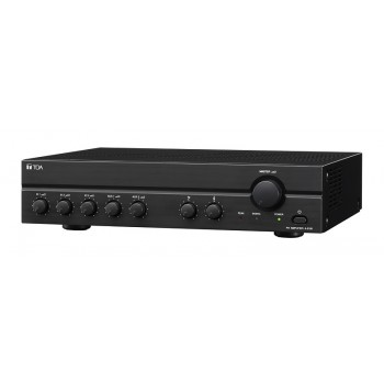 Tăng âm phát thanh liền Mixer TOA A-2030