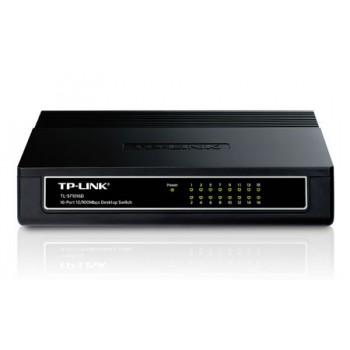 Switch chia tín hiệu để bàn 16 cổng 10/100Mbps