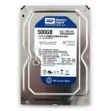 Western Digital Caviar Blue 500GB - 7200rpm - 16MB Cache - 6Gb/s - SataII (WD5000AAKX)