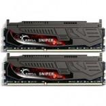 G.SKILL SNIPER - 8GB (2X4GB) DDR3 1600MHZ - F3-12800CL9D-8GBSR